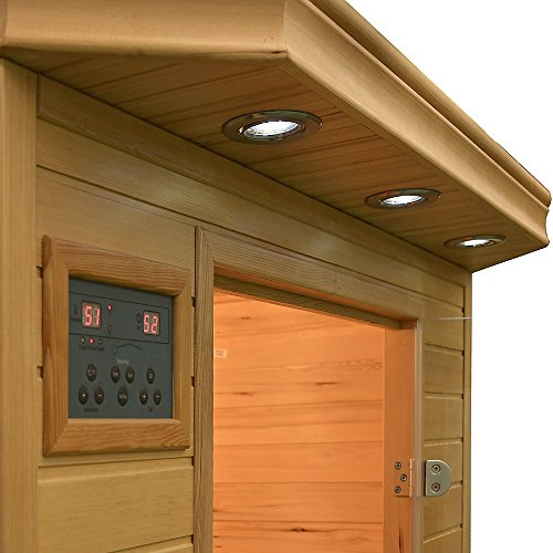 home deluxe redsun m infrarotsauna test jetzt ansehen. Black Bedroom Furniture Sets. Home Design Ideas