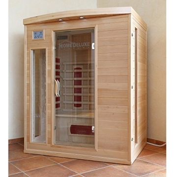 Home Deluxe Tropical L Infrarotsauna