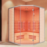 "Perfect Spa Infrarotkabine ""Teneriffa"" Infrarot Sauna"