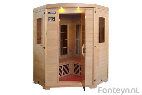 zwei personen sauna