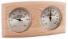 Qualitäts Kombigerät 2 in 1 Sauna Thermometer mit Hygrometer für Sauna, Dampfsauna, Biosauna und Infrarotkabine -